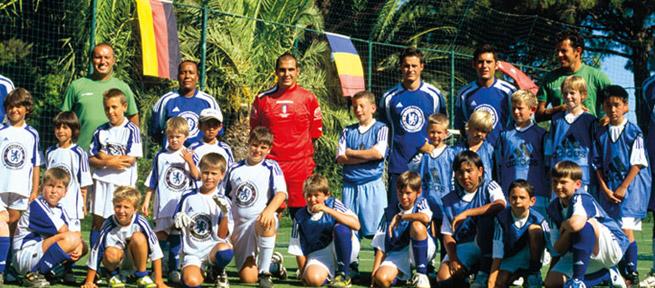 Chelsea Soccer Schools